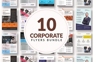 Corporate Flyers Bundle
