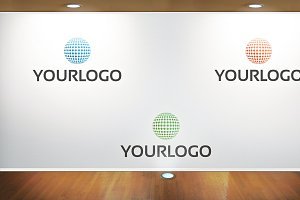 Gallery Logo Mock-up