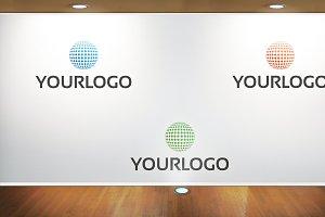 Gallery Logo Mock-up