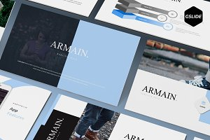 Armain -  Google Slides Template