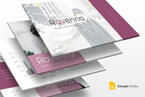 Ravenna - Google Slide Template