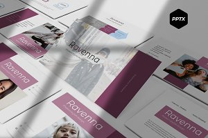 Ravenna - Powerpoint Template