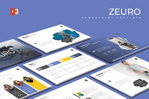 Zeuro - Powerpoint Template