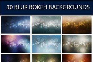 Blur Bokeh Backgrounds
