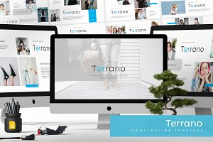 Terrano - Google Slide Template