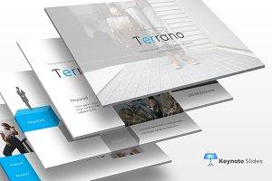 Terrano - Keynote Template