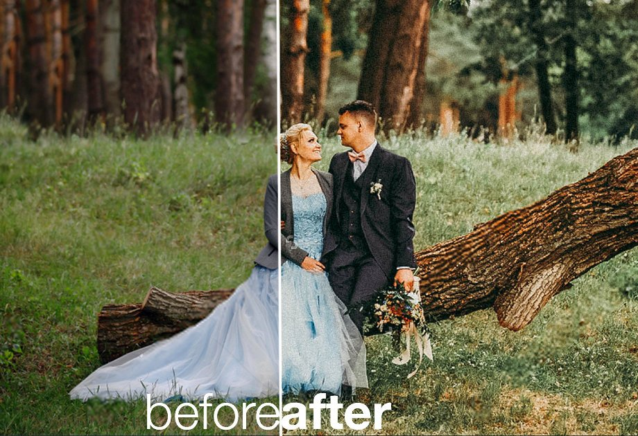 Lightroom Mobile RUSTIC PRESETS - Actions - 6