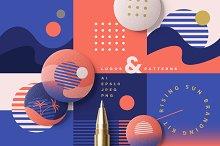 Rising Sun Branding Kit