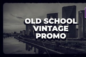 Old School Vintage Film