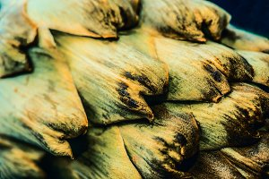 Scale artichoke