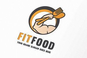 Fitness Food Logo