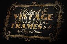 10 Frames Vol.4 - Vintage Ornament