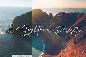 $2 Lightroom Presets | Durdle Door