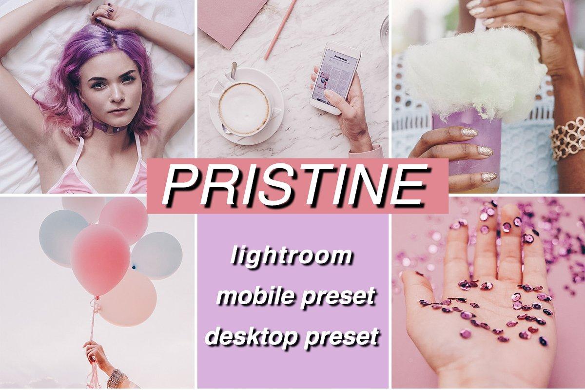 Pink Theme Lightroom Presets Pack