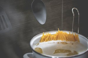 Spaghetti/Pasta Cooking