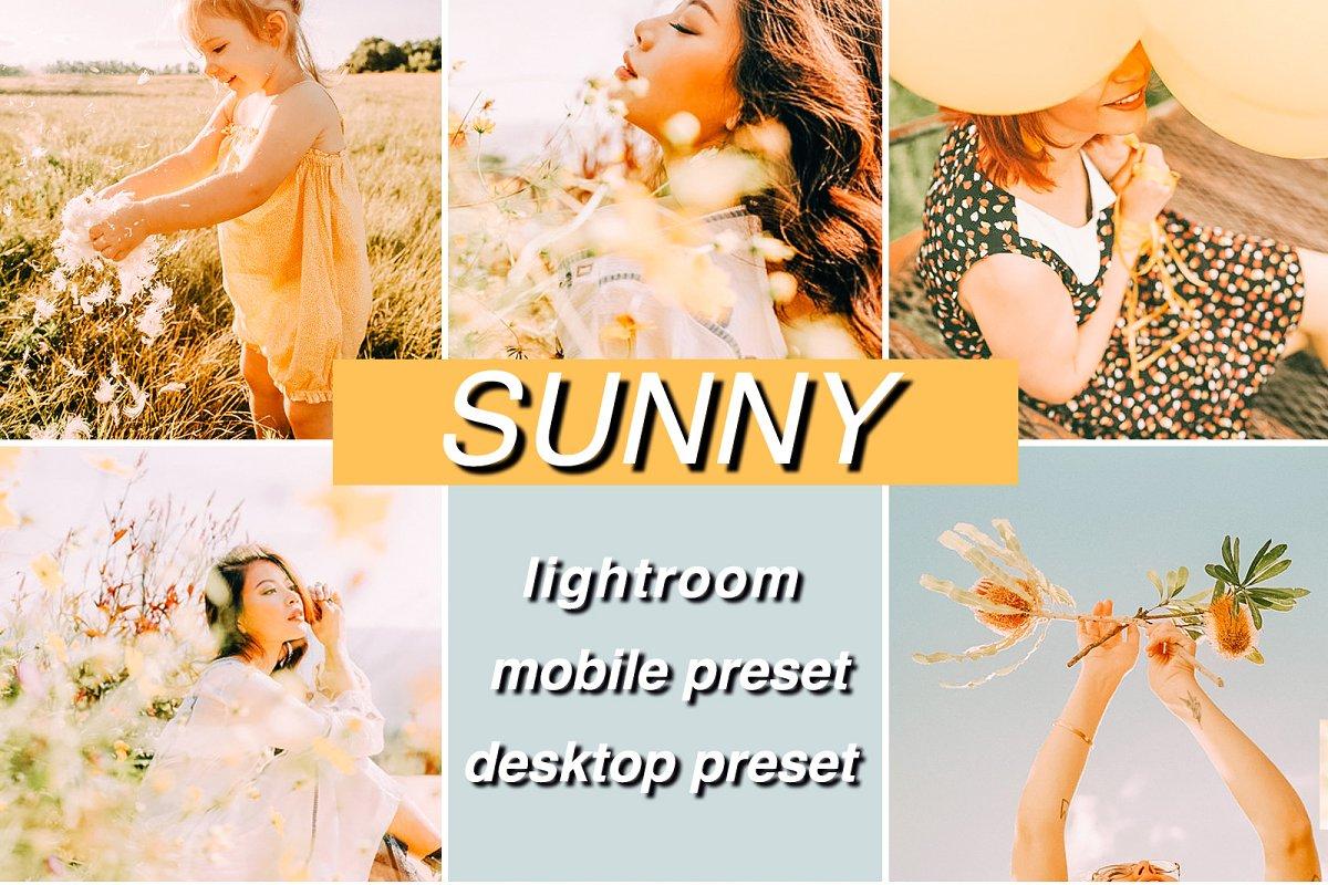 Sunny Lightroom Preset