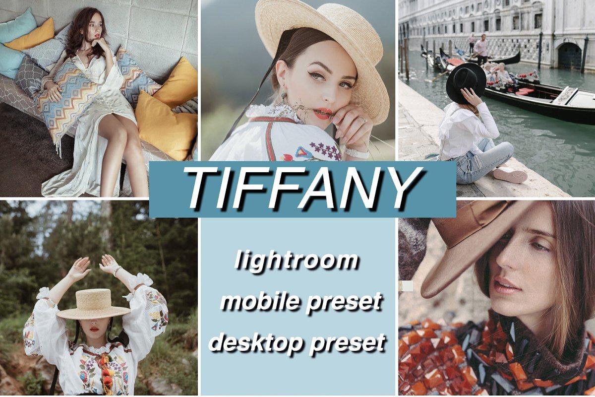 Tiffany Lightroom Preset