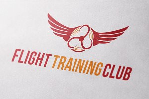 Flight Training Club Logo