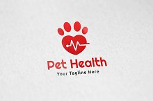 Pet Health - Logo Template