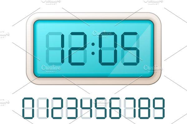 5 Minute Countdown Background Video ~ Web Elements ~ Creative Market