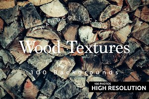 100 Ultra Hi-Res Wood Textures
