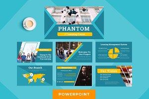 Phantom Education Powerpoint