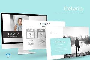 Celerio - Keynote Template