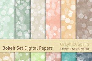 Bokeh Paper Pack