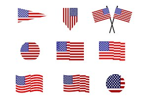 Flags United States