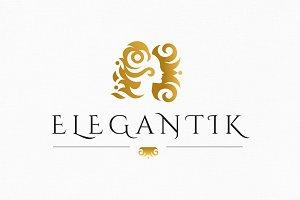 Elegantik Logo Template