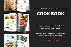 Cook Book - Recipes vol 1