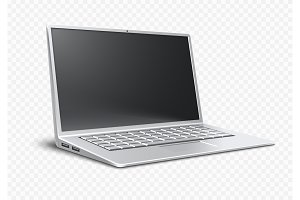 Laptop airbook ultrathin modern.