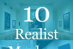 10 Multipurpose Realist Mockup PSD
