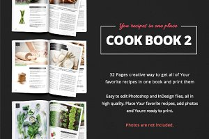 Cook Book - Recipes vol 2