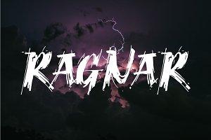 Ragnar Brush Font