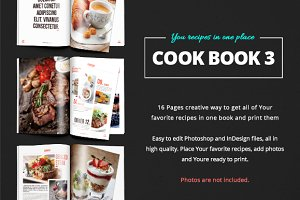 Cook Book - Recipes vol 3