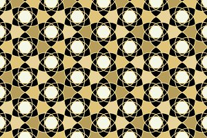 Geometric islamic pattern