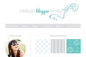 Lifestyle Blogger Toolkit