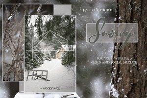 Snowy - Stock Photos