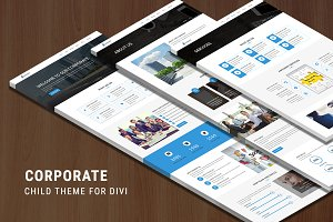 Corporate – Divi Child Theme