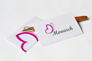 Monarch Logo Template