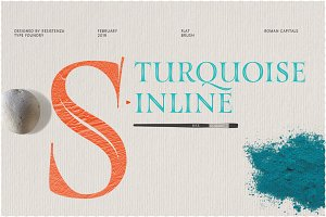 TURQUOISE Inline 50% off