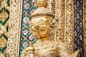 Buddha Statue in Bangkok