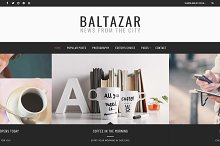 Baltazar – A Gentleman's WP Blog
