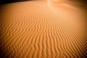 Sahara Desert in Africa