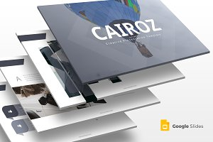 Cairoz - Google Slide Template