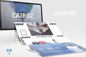 Cairoz - Keynote Template