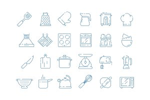 Cooking tools icon. Cook mittens