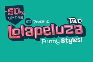 Lolapeluza Two -50% All Bundle