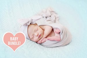 Baby Bundle-Photoshop + Elements